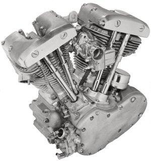 HARLEY DAVIDSON ENGINES 1966Shovelhead_engine