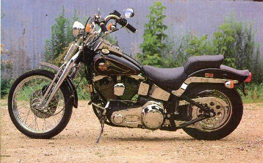 History Of Harley Davidson 1980 1989